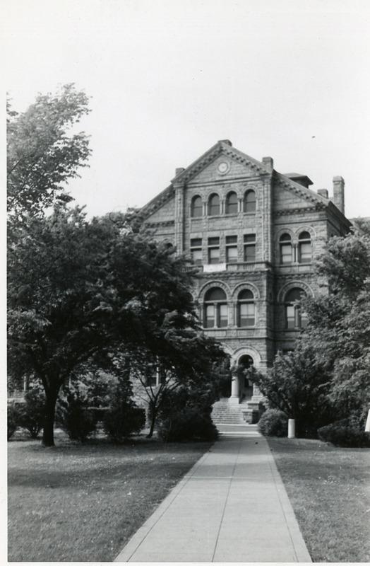 McMahon Hall, c. 1946