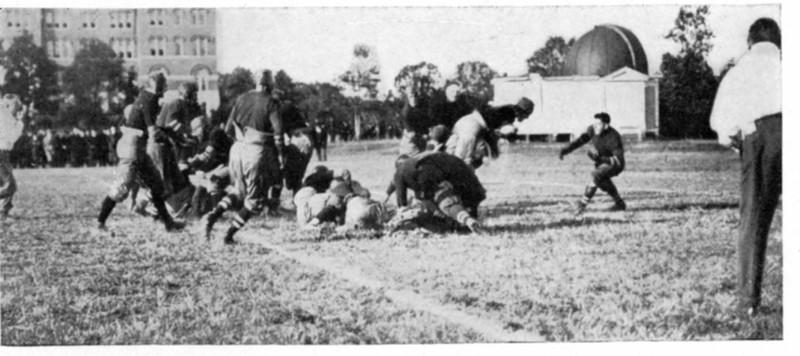 Athletic Field Jackson