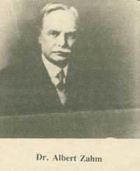 Alfred F. Zahm