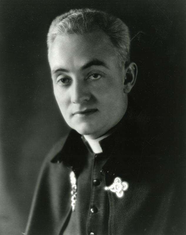 Msgr. John Tracy Ellis