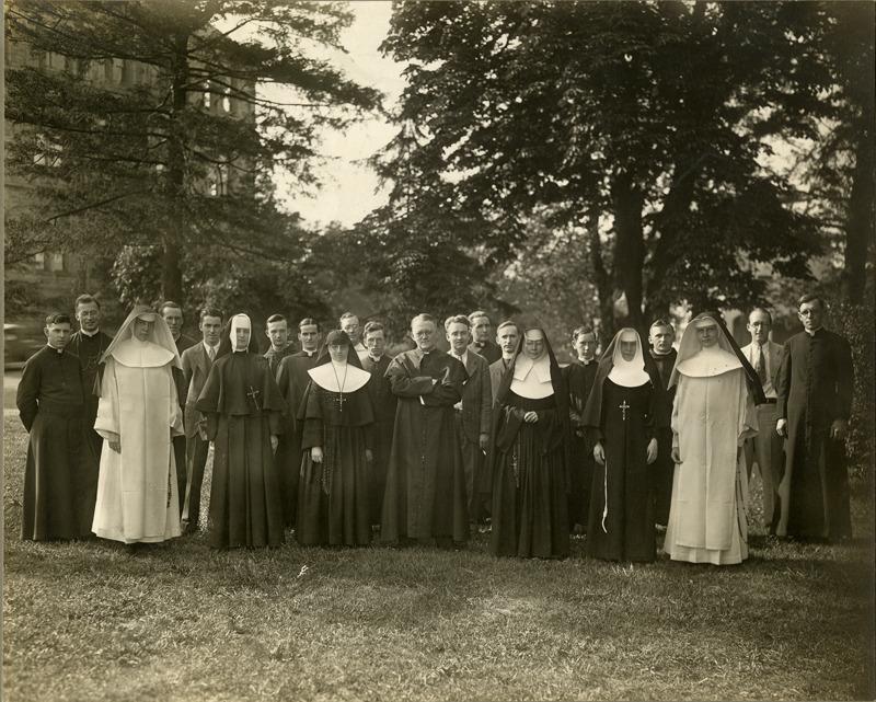 History class, c. 1929-30