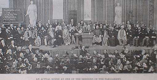 World Parliament of Religions, 1893