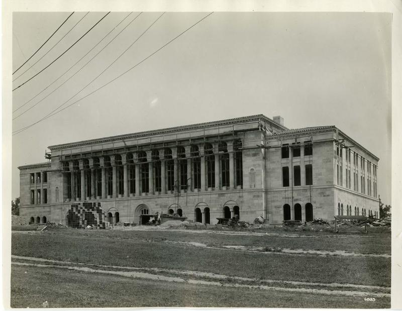 Construction of Mullen