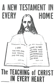 Pamphlet from Confraternity of Christian Doctrine