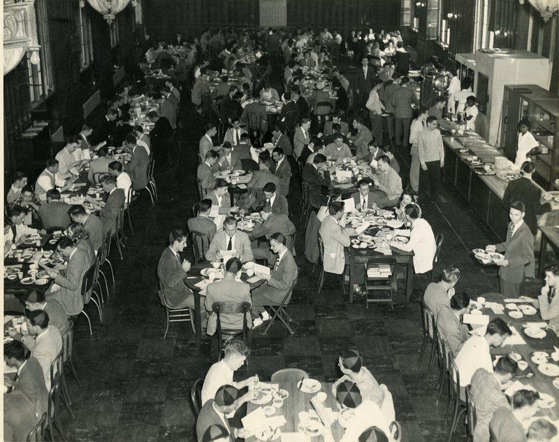 CUA dining hall