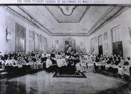 Third Plenary Council, Baltimore, Maryland, 1884