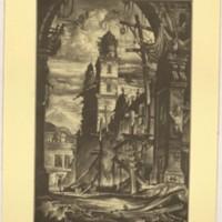 Demolition in the Plaza Del Toro (Print 1)