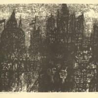 Stadt und demons