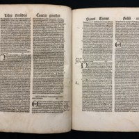 Summa Contra Gentiles (1509), Example of Text