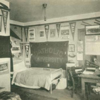 Albert Hall, Dorm