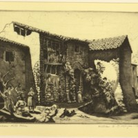 Italian Hill Farm (Print 4)