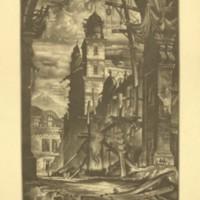 Demolition in the Plaza Del Toro (Print 8)