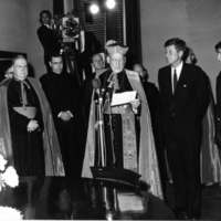 July 2, 1963 - Cardinal Cushing, JFK, O'Connor at NAC - Credit Felici.jpg