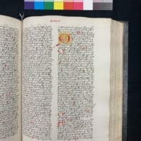 Quaestiones de Duodecimi Quodlibet (1478), Initial Example.