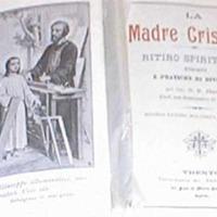 Italian Devotional Book, La Madre Cristiana, 1901