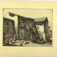 Italian Hill Farm (Print 3)