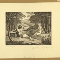 The Waterfall (Print 2)