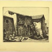 Italian Hill Farm (Print 1)