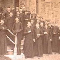 Early Students at Catholic (1893-94)