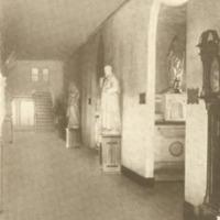 The Apostolic Mission House, Corridor