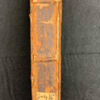 Summa Contra Gentiles (1509), Spine