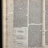 In libros De anima expositio (1501), Example of Diagrams.