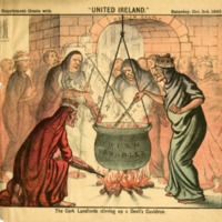 The Cork Landlords stirring up a Devil's Cauldron.