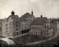 Caldwell Hall and Chapel