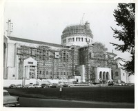 Construction of the Basilica