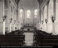 Caldwell Hall Chapel